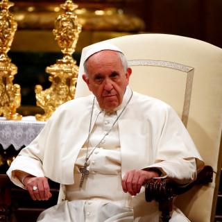 Το μήνυμα του Πάπα στη λειτουργία της Κυριακής των Βαΐων