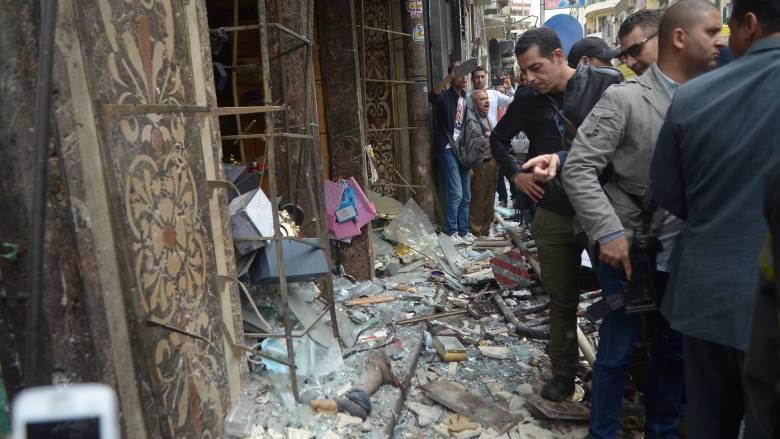 Οι τζιχαντιστές πίσω από το διπλό μακελειό την Κυριακή των Βαΐων στην Αίγυπτο