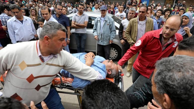 Εκρήξεις στην Αίγυπτο: Αγωνία για τους Έλληνες στην Αλεξάνδρεια