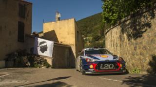 WRC: Ο Βέλγος Νεβίλ νικητής στο ράλυ της Κορσικής