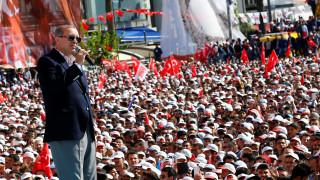Νέα απειλή του Ερντογάν: Η Ευρώπη θα πληρώσει για ό,τι έκανε
