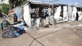 Κατέληξε ο Σύρος πρόσφυγας που αυτοπυρπολήθηκε στη ΒΙΑΛ