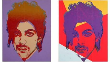Αυτός ο Prince σε ποιόν ανήκει; Πορτρέτο του Άντι Γουόρχολ διχάζει
