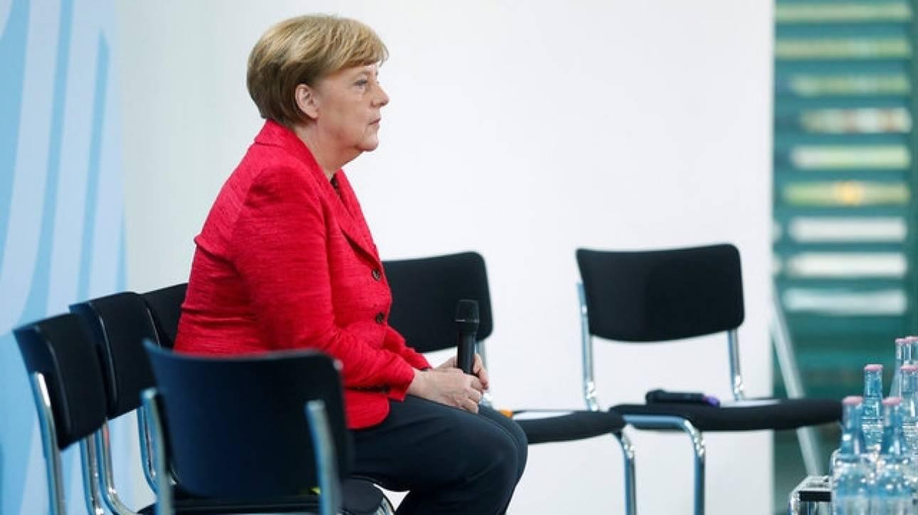 Ο φόβος της Μέρκελ για την οικονομία μετά το Brexit