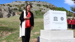 Το σοβαρό λάθος στην επιγραφή της UNESCO στους Φιλίππους (pics)