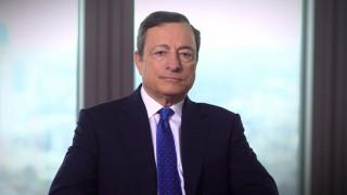 Ντράγκι: Η πολιτική αβεβαιότητα πιθανότατα θα συνεχιστεί και το 2017