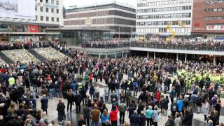Στοκχόλμη: Η εισαγγελία ζήτησε την προφυλάκιση του 39χρονου Ουζμπέκου (pics)