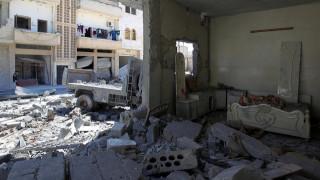 Συρία: Εμπρηστικές βόμβες στις επαρχίες Ιντλίμπ και Χάμα, μετά τα χημικά