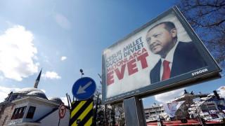 Δημοψήφισμα Τουρκία: μεγάλο το ποσοστό συμμετοχής των Τούρκων της Αυστρίας