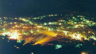 Χίος: στον «αέρα» το έθιμο του ρουκετοπόλεμου