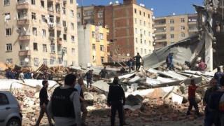 Συγκλονιστικό βίντεο από τη στιγμή της ισχυρής έκρηξης στην Τουρκία