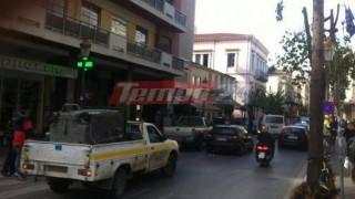 Πάτρα: Εξαφάνισαν μέχρι και τους κάδους απορριμμάτων λόγω… Τσίπρα (pics)