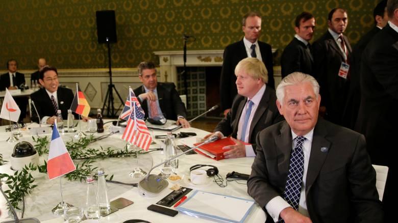Σύνοδος G7: Η Συρία και ο «τοξικός» Άσαντ το τραπέζι συνομιλιών