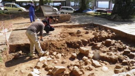 Ένας προϊστορικός οικισμός στη Ραφήνα βγαίνει από τη λήθη