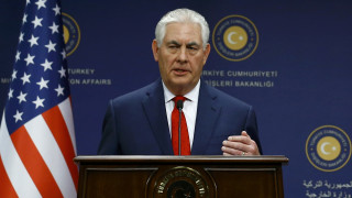 Τίλερσον: Η επίθεση στη Συρία ήταν απάντηση στην βαρβαρότητα του καθεστώτος Άσαντ (vid)