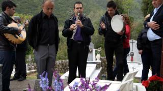 Πάσχα 2017: Το ταφικό έθιμο της Θεσπρωτίας