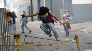 Χάος στη Βενεζουέλα - O Μαδούρο ψάχνει για διπλωματική στήριξη