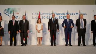 G7: Δεν υπάρχει μέλλον στη Συρία αν μείνει ο Άσαντ