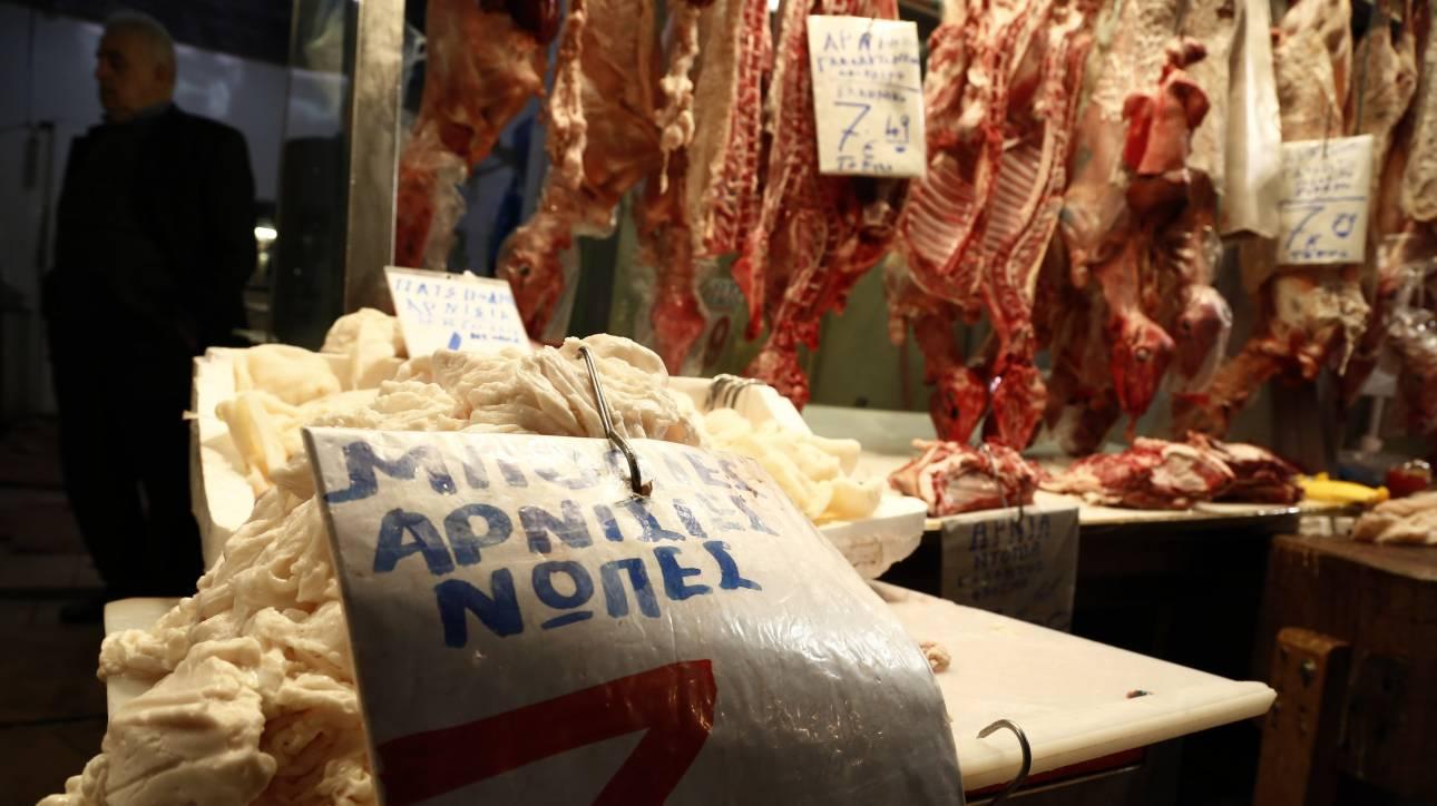 Τρίκαλα: «Ακατάλληλα για κατανάλωση» 305 σφάγια αμνών