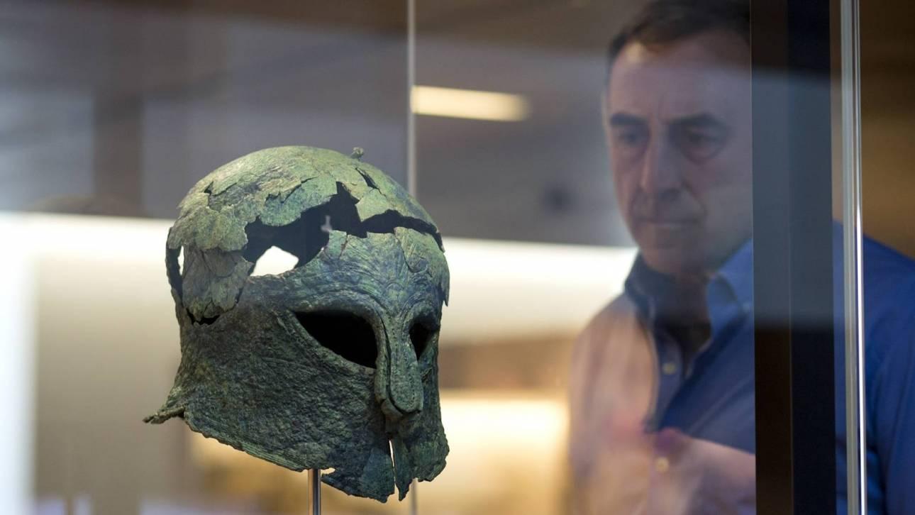 Ο «μυστηριώδης» Έλληνας στο Μουσείο της Μάλαγας