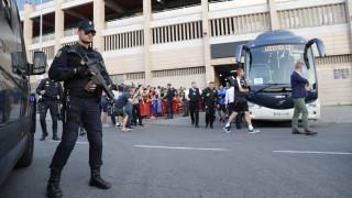 Συνέλαβαν έναν ύποπτο για τις εκρήξεις στο πούλμαν της Ντόρτμουντ