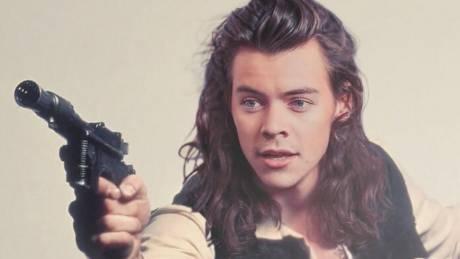 Χάρι Στάιλς: Από τους One Direction στον Πόλεμο των Άστρων;