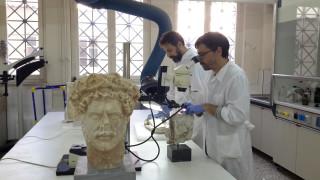 Ανοιχτό Μουσείο: Τα χρώματα των αρχαίων αγαλμάτων αποκαλύπτονται
