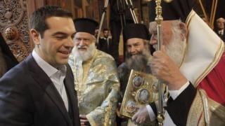 Αρχιεπίσκοπος Ιερώνυμος: Πονάω τον Τσίπρα σαν παιδί μου