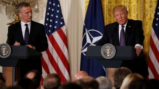Τραμπ: To NATO είναι ασπίδα για την διεθνή ειρήνη
