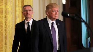 Τραμπ: Μπορούμε να χειριστούμε το πρόβλημα της Β.Κορέας χωρίς την Κίνα