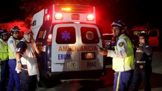 Μεξικό: Λεωφορείο συγκρούστηκε με βυτιοφόρο – Δεκάδες νεκροί