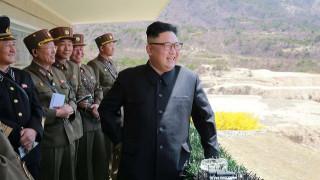 ΟΙ ΗΠΑ προειδοποιούν την Βόρεια Κορέα με στρατιωτικά πλήγματα