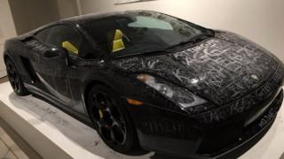 Τι έπαθε αυτή η Lamborghini Gallardo; (pics+vid)