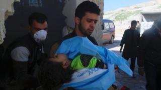 «Έγκλημα πολέμου» η επίθεση με χημικά στη Συρία, σύμφωνα με τις ΗΠΑ