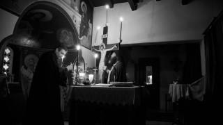 Το θείο Πάθος στην Παναγιά Γοργοεπήκοο - μια φωτογραφία χίλιες λέξεις