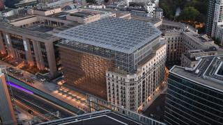 Το νέο εντυπωσιακό κτίριο του Ευρωπαϊκού Συμβουλίου