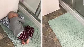 Μια μητέρα μοιράζεται τις τελευταίες στιγμές του 4χρονου γιου της
