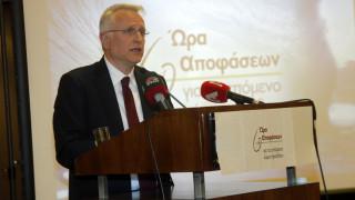 Γιάννης Ραγκούσης: Βαρύτατες οι ευθύνες που δεν προχωρά η δημιουργία νέου ενιαίου κόμματος