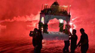Πάσχα: Η περιφορά του Επιταφίου σε περιοχές της Ελλάδας
