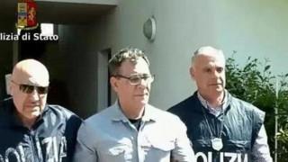 Η ιταλική αστυνομία συνέλαβε διαβόητο αρχιμαφιόζο ενώ έκανε μπάρμπεκιου (vid)