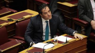 Α. Γεωργιάδης: Η κρίση έχει ονοματεπώνυμο «Αλέξης Τσίπρας»