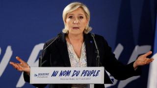 Πιθανή κλήση της Λεπέν στο Ευρωπαϊκό Κοινοβούλιο για την άρση ασυλίας της