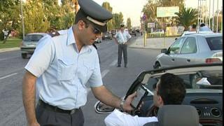Χανιά: Το πρωτότυπο δώρο της Τροχαίας στους οδηγούς