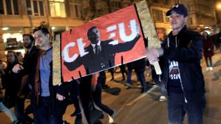 Ουγγαρία: Αυστηρό μήνυμα από τον Ορμπάν εν μέσω διαδηλώσεων (pics)