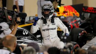 F1: pole position για τον Μπότας στο Μπαχρέιν, 2ος ο Χάμιλτον (vid)