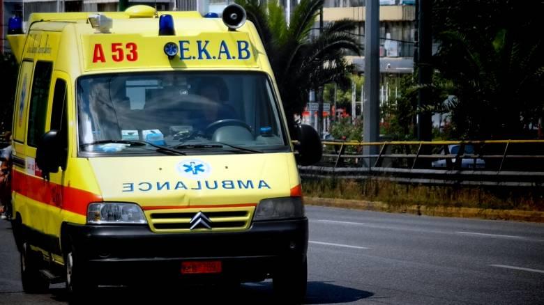Θεσσαλονίκη: 18χρονη έπεσε από μπαλκόνι με αποτέλεσμα να τραυματιστεί βαρύτατα