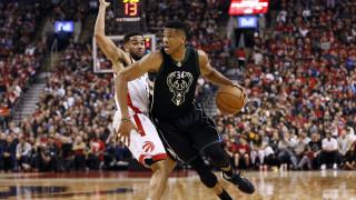 NBA: Σούπερ πρεμιέρα Αντετοκούνμπο στα playoffs με νίκη στο Τορόντο