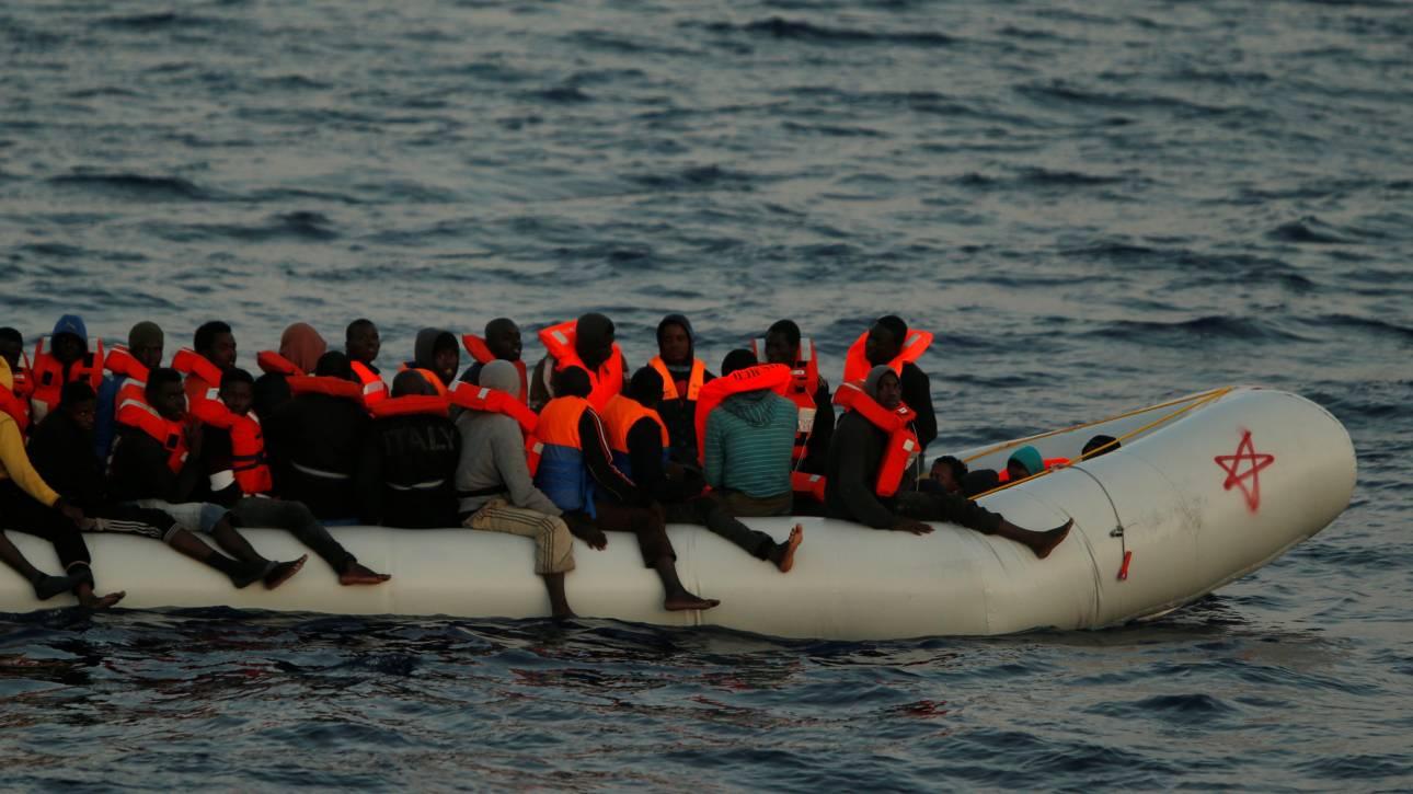 Δεκάδες μετανάστες πνίγηκαν στην προσπάθειά τους να φτάσουν στην Ευρώπη
