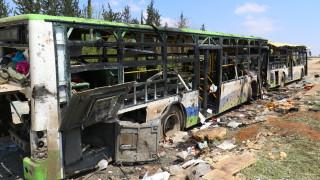 Συρία: Αυξήθηκε ο αριθμός των νεκρών από την επίθεση έξω από το Χαλέπι