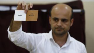 Ανταπόκριση από την Κωνσταντινούπολη: Μπροστά το ΝΑΙ